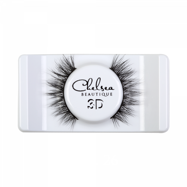 3D Mink Lashes No. 26