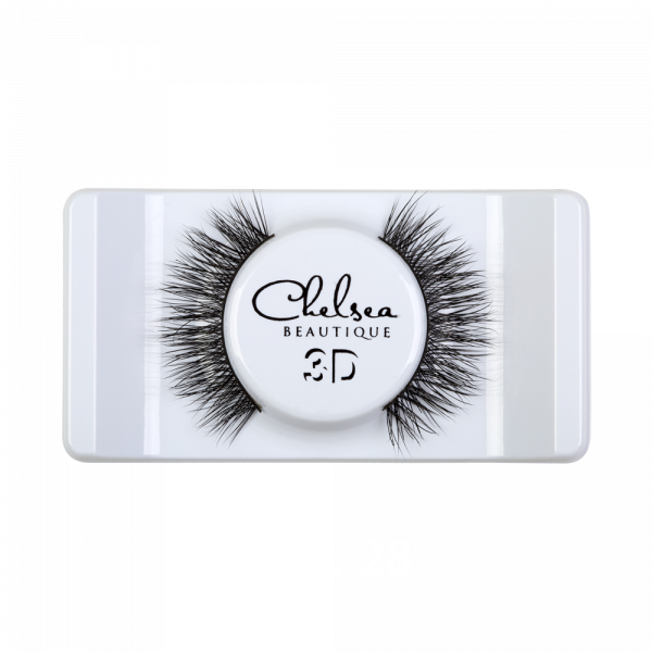 3D Mink Lashes No. 28
