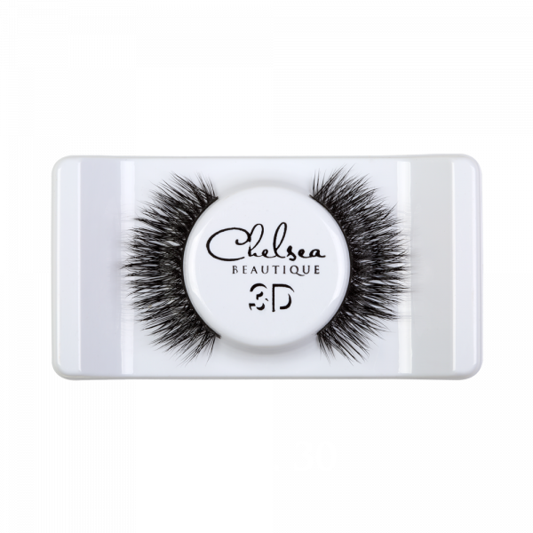 3D Mink Lashes No. 30